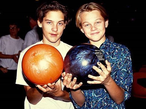 Leonardo DiCaprio va Tobey Maguire: 30 nam moi tham tinh ben chat hinh anh 1