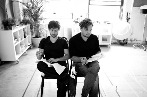 Leonardo DiCaprio va Tobey Maguire: 30 nam moi tham tinh ben chat hinh anh 4
