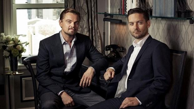 Leonardo DiCaprio va Tobey Maguire: 30 nam moi tham tinh ben chat hinh anh 5