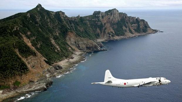 Nhat Ban muon tang may bay tuan tra P-3C cho Malaysia hinh anh 1