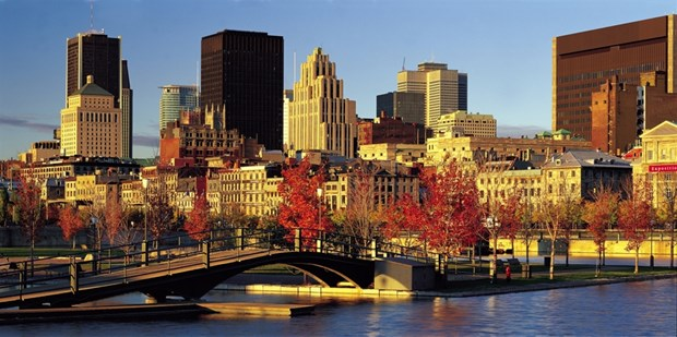 Canada ky niem 375 nam ngay thanh lap thanh pho Montreal hinh anh 1