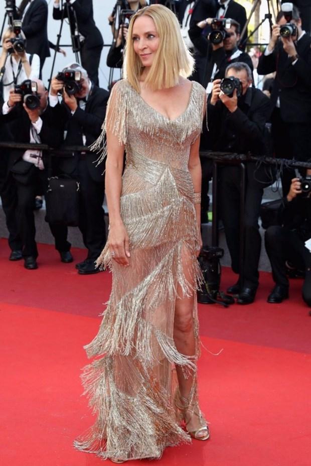 Bi quyet toa sang cua Pham Bang Bang, Naomi Campbell tai Cannes hinh anh 11