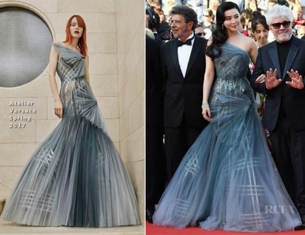 Bi quyet toa sang cua Pham Bang Bang, Naomi Campbell tai Cannes hinh anh 1