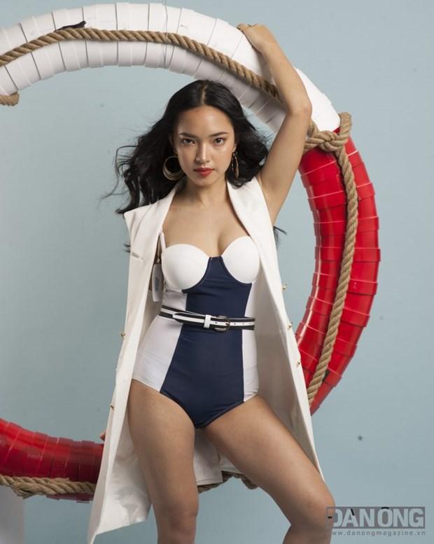 """Fashionista Chau Bui: Dien ro nhat la dong phim """"Em chua 18"""" hinh anh 1"""