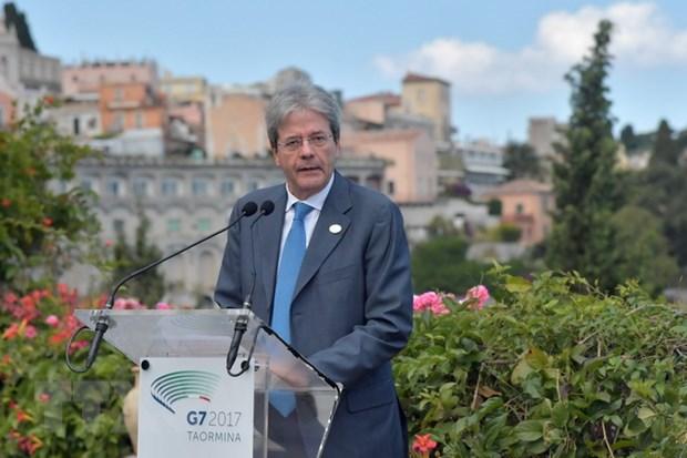 Italy: Chinh sach cua ong Trump doi voi Cuba la mot sai lam hinh anh 1