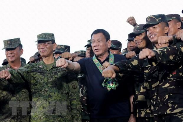 Dau an cua ong Duterte trong chong ma tuy va doi truc dong minh hinh anh 1