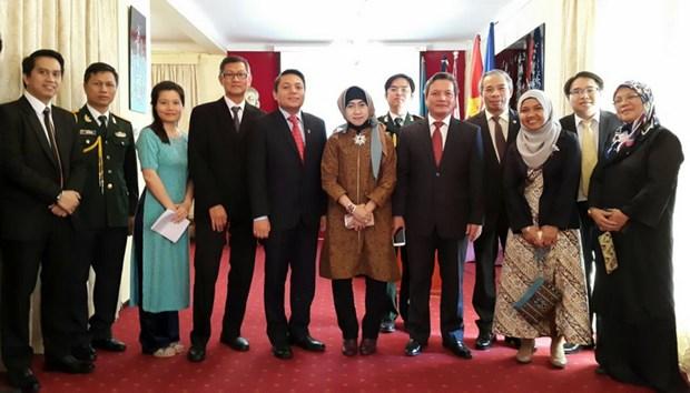 ASEAN - Mang toi su nang dong moi trong doi thoai hop tac lien khu vuc hinh anh 3