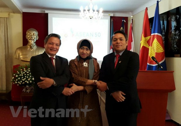 ASEAN - Mang toi su nang dong moi trong doi thoai hop tac lien khu vuc hinh anh 1