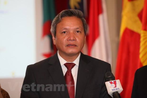 ASEAN - Mang toi su nang dong moi trong doi thoai hop tac lien khu vuc hinh anh 2