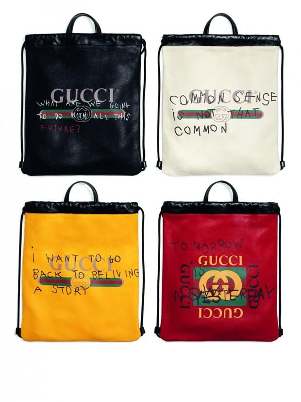 Gucci x Coco Capitan: Cuoc tan cong cua chiec ao phong slogan doc dao hinh anh 8