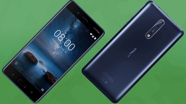 Nokia 8 huong toi nhu cau video truc tuyen va chat luong am thanh hinh anh 1