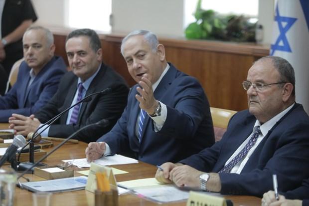 Lanh dao Israel va Nga se thao luan ve tinh hinh Syria hinh anh 1