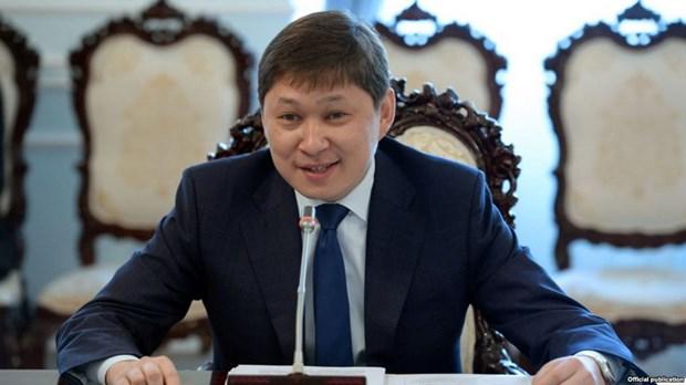 Tong thong Kyrgyzstan phe chuan quyet dinh bo nhiem thu tuong moi hinh anh 1
