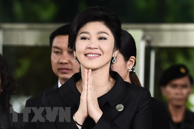 Cuu Thu tuong Yingluck Shinawatra se bi huy ho chieu Thai Lan hinh anh 1
