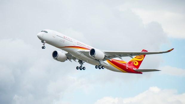 May bay Hong Kong Airlines ha canh khan cap xuong Nhat Ban hinh anh 1