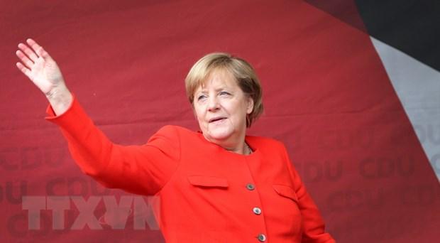Thu thach thuc su voi Thu tuong Duc Angela Merkel den sau bau cu hinh anh 1
