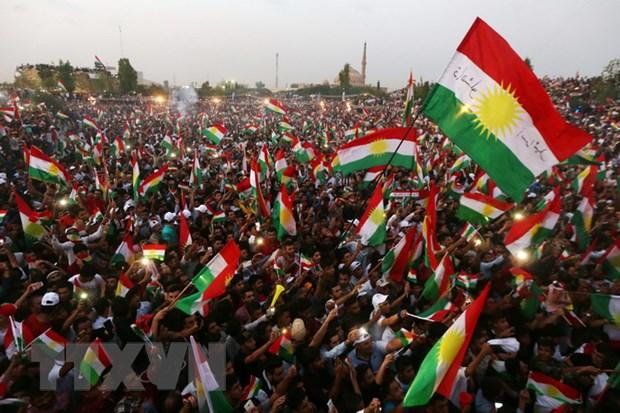 Tho Nhi Ky khong chap nhan cuoc trung cau y dan cua nguoi Kurd hinh anh 1