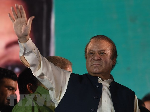 Cuu Thu tuong PakistanNawaz Sharif co mat tai toa xet xu tham nhung hinh anh 1