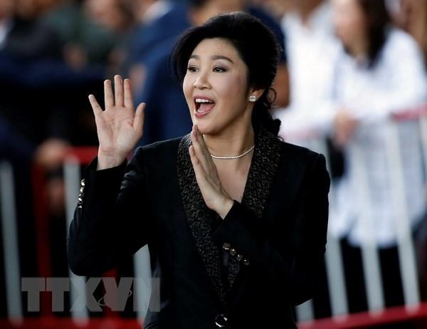 Thu tuong Thai Lan tuyen bo biet noi ba Yingluck Shinawatra an nau hinh anh 1