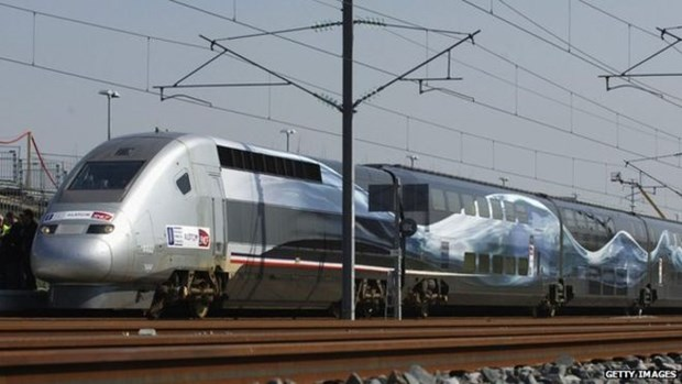 Alstom va Siemens sap nhap tao ra tap doan duong sat so mot chau Au hinh anh 1