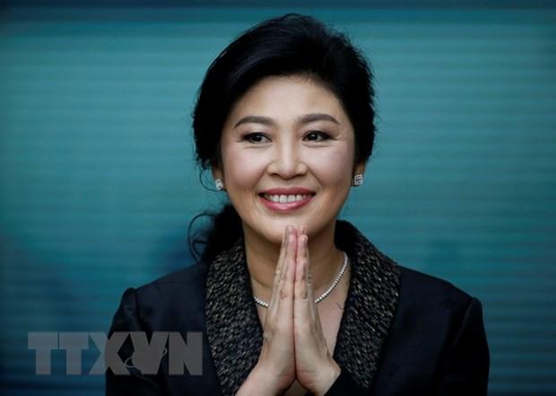 Cuu Thu tuong Thai Lan Yingluck bi tuyen an vang mat 5 nam tu hinh anh 1