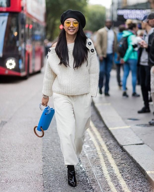 Nam diem sang street style tai tuan le thoi trang London Xuan He 2018 hinh anh 10