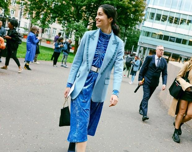 Nam diem sang street style tai tuan le thoi trang London Xuan He 2018 hinh anh 11