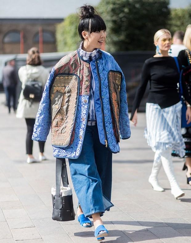 Nam diem sang street style tai tuan le thoi trang London Xuan He 2018 hinh anh 16