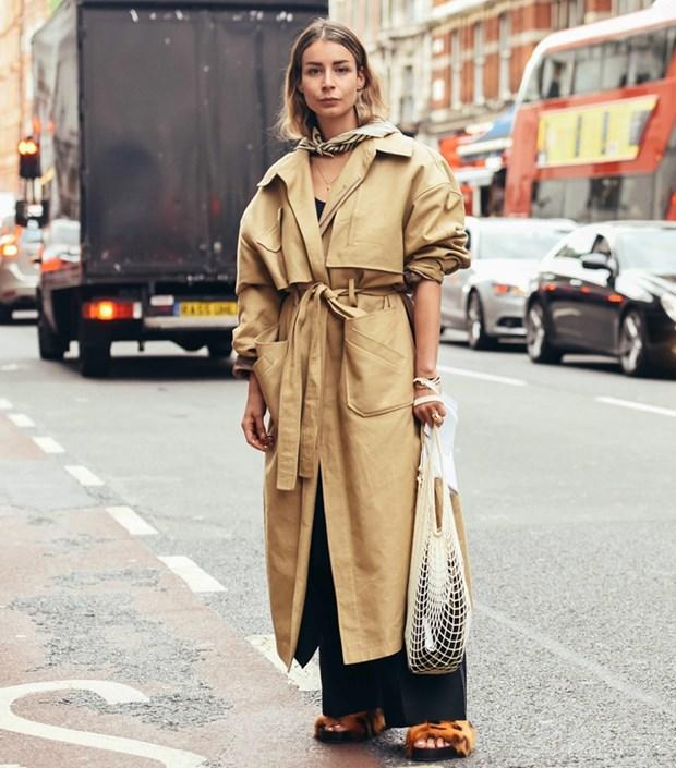 Nam diem sang street style tai tuan le thoi trang London Xuan He 2018 hinh anh 19