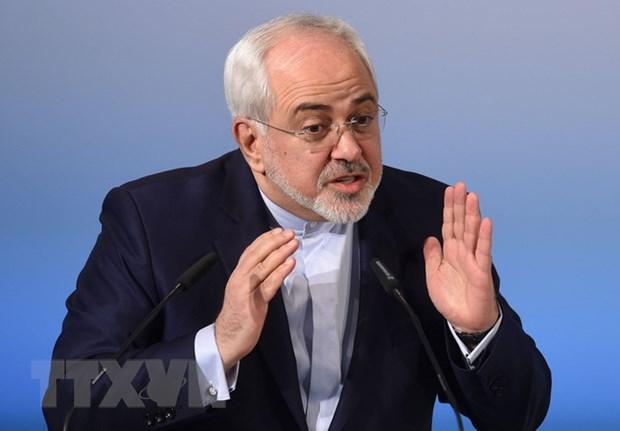 Iran keu goi tien hanh doi thoai giua Chinh phu Iraq va nguoi Kurd hinh anh 1