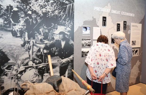 Khai mac trien lam Chien tranh Viet Nam 1945-1975 tai New York hinh anh 2