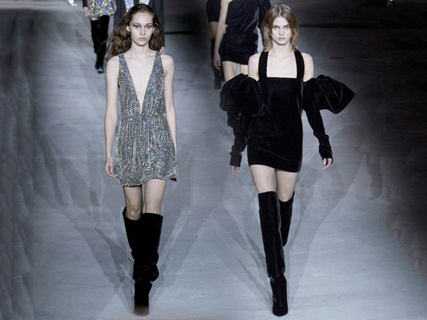 Boots cao qua goi - ''bao boi'' phai co cua fashionista mua Thu Dong hinh anh 5