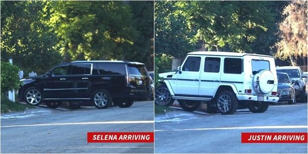 Selena Gomez va Justin Bieber hen ho o dau sau ngay tai hop? hinh anh 1