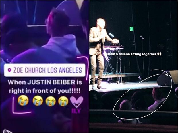 Selena Gomez va Justin Bieber hen ho o dau sau ngay tai hop? hinh anh 3
