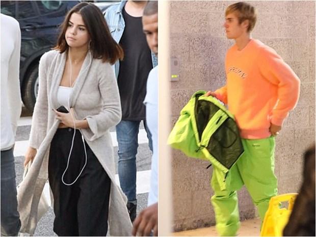 Selena Gomez va Justin Bieber hen ho o dau sau ngay tai hop? hinh anh 9