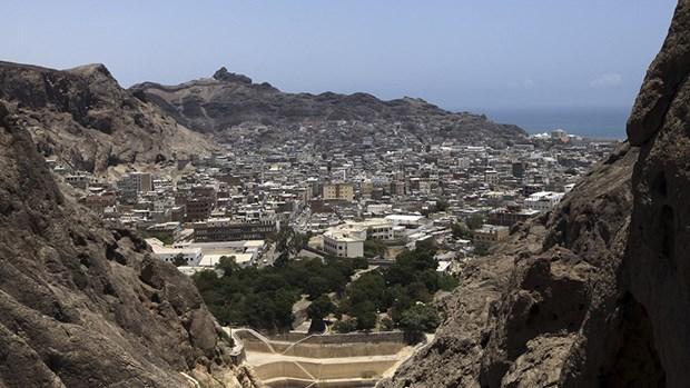 Yemen: No bom ben ngoai Bo Tai chinh tai Aden, 5 nguoi thuong vong hinh anh 1