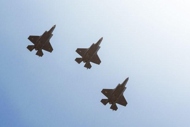Quan doi Israel thong bao dua cac may bay F-35 di vao hoat dong hinh anh 1
