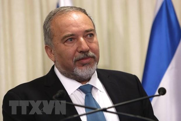 Israel cao buoc Iran cung cap vu khi cho nhom khung bo o Gaza hinh anh 1