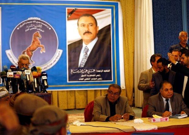 Yemen: Dang cua cuu Tong thong Saleh chi dinh lanh dao moi hinh anh 1
