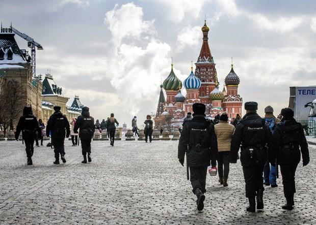 Bo Ngoai giao Nga chi trich Ukraine can tro bau cu tong thong hinh anh 1