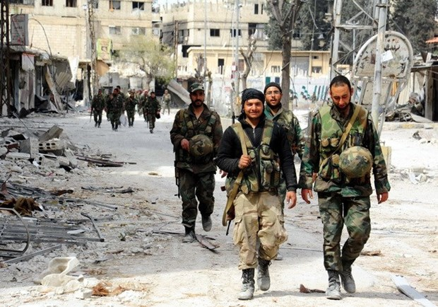 To chuc cam vu khi hoa hoc tiep tuc nhiem vu dieu tra o Douma hinh anh 1