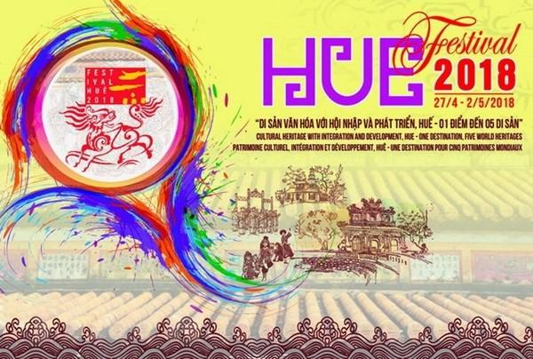 Khai truong trung tam bao chi phuc vu Festival Hue 2018 hinh anh 1