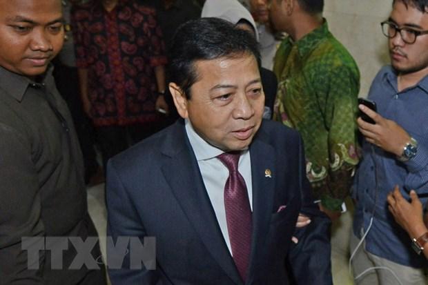 Indonesia ket an cuu Chu tich Ha vien vu that thoat 170 trieu USD hinh anh 1