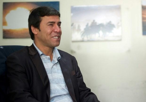Phong vien cua AFP tu vong trong vu danh bom lieu chet tai Afghanistan hinh anh 1