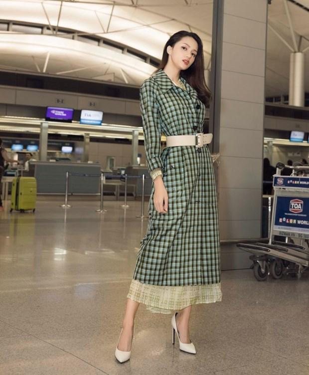 Sao Viet khoe street style phong khoang, phoi do ton chan dai mien man hinh anh 15