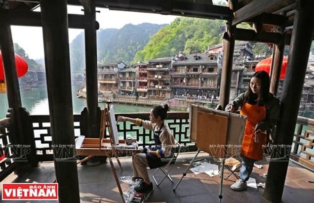 Phuong Hoang: Co tran mang ky uc thoi gian noi tieng Trung Quoc hinh anh 9