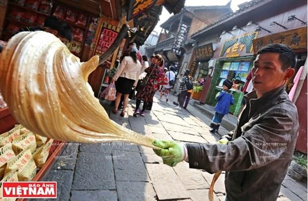 Phuong Hoang: Co tran mang ky uc thoi gian noi tieng Trung Quoc hinh anh 18