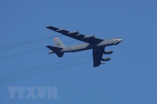 My rut may bay B-52 khoi cuoc tap tran chung voi Han Quoc hinh anh 1