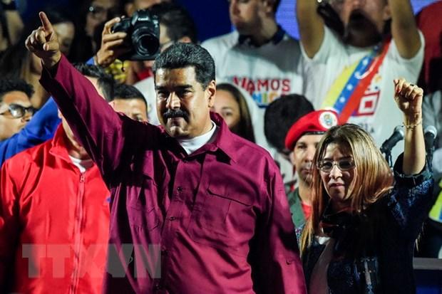 Tong thong Venezuela Maduro hoan nghenh