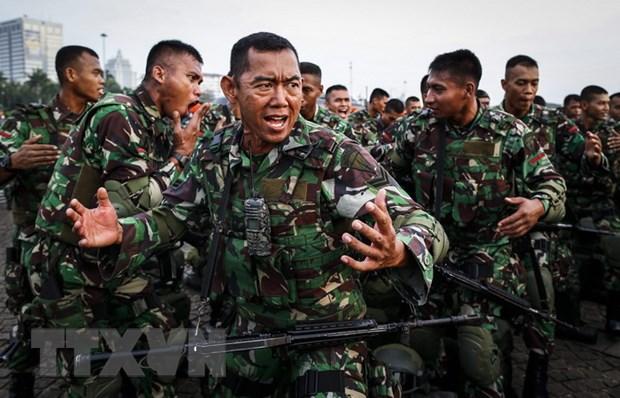 Indonesia se lap luc luong chong khung bo thuoc quan doi quoc gia hinh anh 1